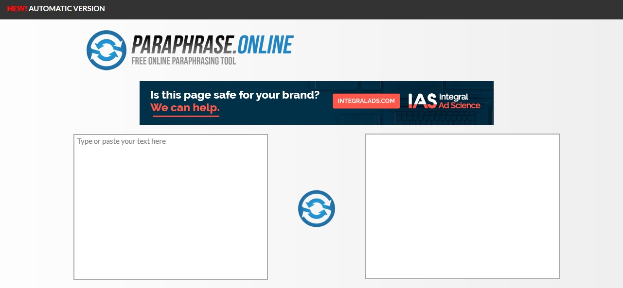 paraphrase tool free online
