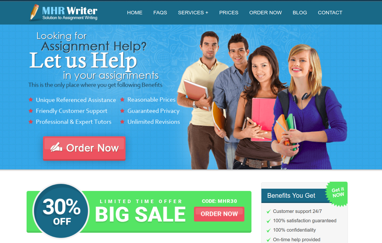 mhrwriter.co.uk assignment help